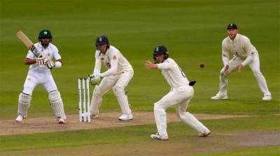 2nd day of first Test: Pakistan to resume first inning against England today August 06, 2020