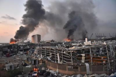 Beirut Explosion: Death toll rises to 135 August 06, 2020