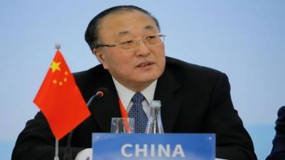 China concerned about current situation in IIOJ&K: Zhang Jun August 06, 2020
