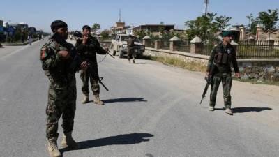 Ten insurgents killed in Afghanistan August 06, 2020