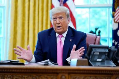 Donald Trump Signs Executive Orders Banning TikTok, WeChat In 45 Days Aug 07, 2020