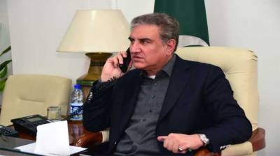 FM calls his Lebanese counterpart, expresses sorrow over loss of lives in Beirut August 07, 2020