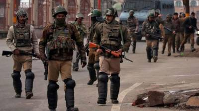 IIOJ&K: Indian soldier shot dead in Reasi district August 07, 2020