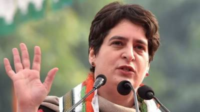 Jammu and Kashmir under dictatorship for past one year: Priyanka August 07, 2020
