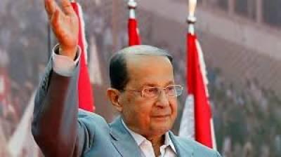 Lebanon president rejects global probe into port blast Aug 07, 2020