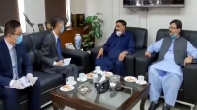 ML-I railway project to strengthen ties b/w Pakistan, China: Rasheed August 07, 2020