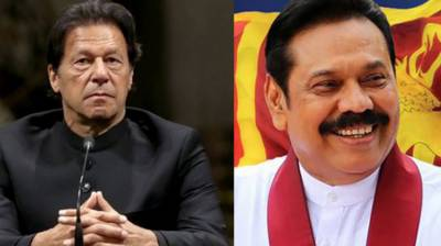 PM Imran Khan calls SL counterpart to congratulate him on election victory August 07, 2020
