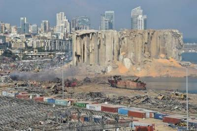 UN scrambles to get aid to Beirut August 07, 2020