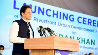 Ravi Riverfront City project to enable us to start paying off national debt: PM August 08, 2020