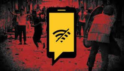 Year-long internet shut down in IIOJK causes Rs400bn loss to local traders August 08, 2020