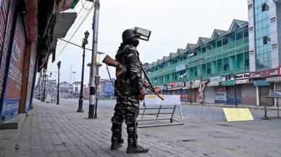 Authorities extend restrictions in Srinagar August 10, 2020