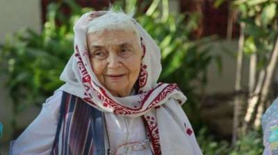 Death anniversary of Dr. Ruth Pfau being observed today August 10, 2020