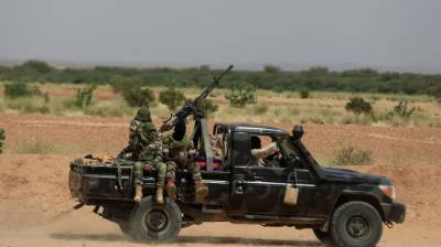 Gunmen kill six French aid workers, two locals in Niger August 10, 2020