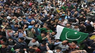 Kashmiris to observe Pakistan's Independence Day on Aug 14 with zeal, fervor August 10, 2020