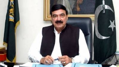 ML-1 to revamp the entire structure of Pakistan Railways: Sheikh Rashid August 10, 2020