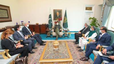 PM urges UN to play role in addressing grave human rights situation in IIOJK August 10, 2020