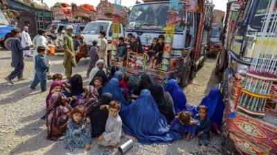 Process of voluntary repatriation of Afghan refugees from KP to Afghanistan resumes August 10, 2020