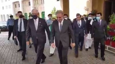 UNGA President-elect reaches Ministry of Foreign Affairs in Islamabad August 10, 2020