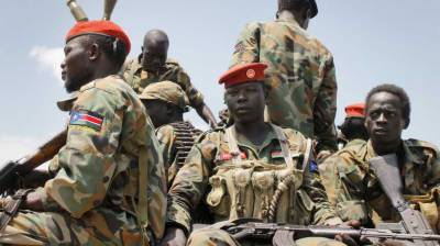 70 killed in South Sudan clashes between army, civilians August 12, 2020