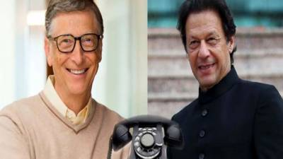 Bill Gates acknowledges Pakistan's efforts to combat COVID-19 August 12, 2020