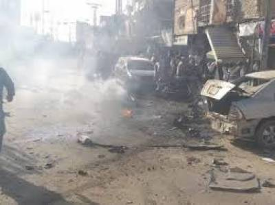 FIR registered in Chaman's Maal Road blast case Aug 12, 2020