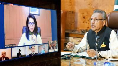 Pakistan is on road of digitalization: President August 12, 2020
