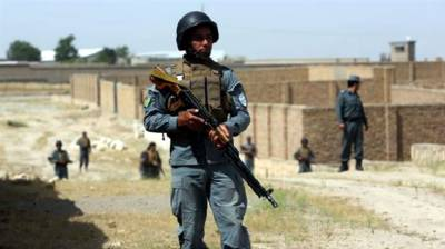 Six policemen killed in Afghanistan attack August 12, 2020