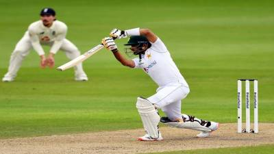 2nd Test: Pakistan to face England today August 13, 2020