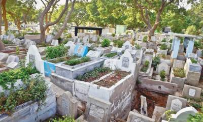 32 canals graveyard land retrieved from land mafia Aug 13, 2020