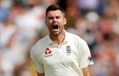 Anderson strikes as Pakistan lose Shan Masood