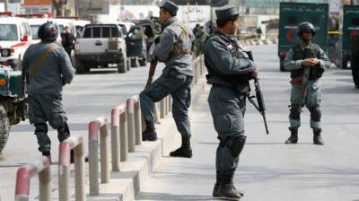Four policemen killed in Afghanistan blast August 13, 2020