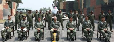 PAF fully prepared for the defence of country: Air Chief August 13, 2020