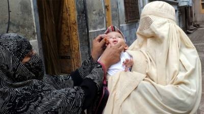 Polio eradication campaign begins in 130 districts today August 13, 2020
