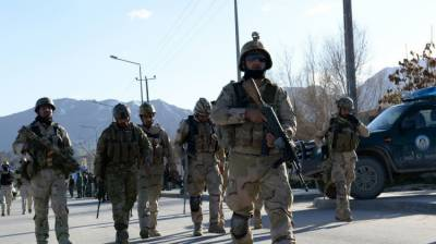 27 killed in separate clashes in Afghanistan August 14, 2020