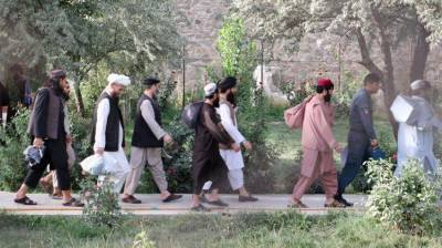 Afghan Government Releases 80 of Final 400 Taliban Prisoners August 14, 2020