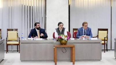 Increasing volume of mutual trade b/w Pakistan, Afghanistan to be beneficial for people: Arbab August 14, 2020