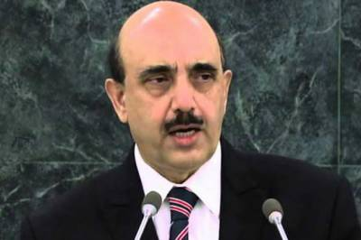 AJK president vows to explode false narratives about Kashmir woven by India, Aug 17, 2020