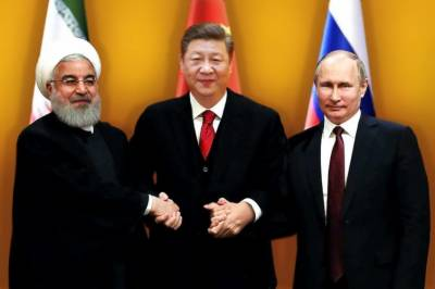 China welcomes Putin's proposed summit on Iran August 17, 2020