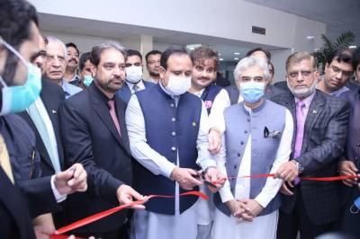 CM Punjab inaugurates one-window operation system at LCCI August 17, 2020