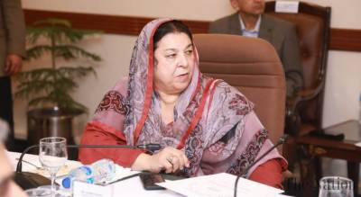 Dr Yasmin meets WHO Country Director Aug 17, 2020