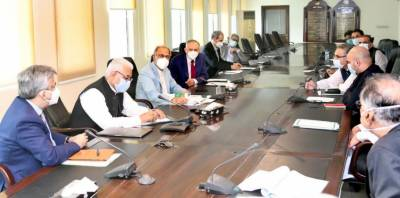 Govt to ensure sufficient wheat throughout the year: Hafeez August 17, 2020