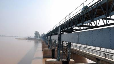 Panjnad Headworks rehabilitation project completed August 17, 2020