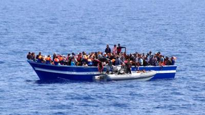 31 illegal immigrants rescued off Libyan coast: IOM August 18, 2020