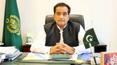 Poverty annihilation of mountain communities, Govt's top priority: Amin Aslam August 18, 2020