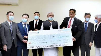 CNPC provides $100,000 to Ministry of MNFSR for controlling locust August 19, 2020
