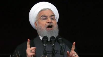 Iran vows to resist U.S. sanctions August 19, 2020