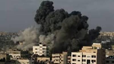 Israel bombs Gaza after warning Hamas it risks war , Aug 19, 2020