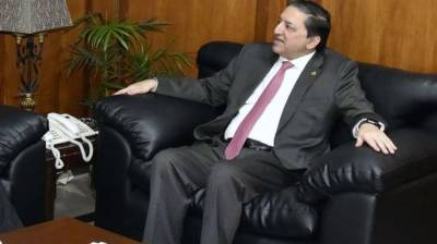 Mandviwalla for enhancing business links b/w Pakistan, Egypt August 19, 2020