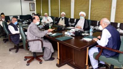 Minister for Interior, Shia Ulema discuss arrangements for Muharram August 19, 2020