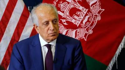 Political agreement b/w Afghan govt, Taliban road to end war in country: Khalilzad August 19, 2020